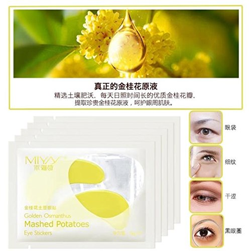 Bean Bag Eye Mask - 9