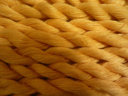 - TEN Skeins Italian Soft Yellow Kid Mohair Blend Light Lace Wt Yarn