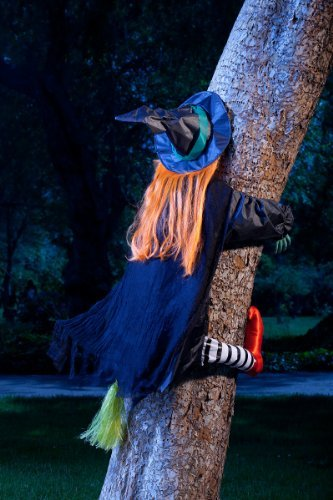 Wilma Wipeout the Tree Crashing Witch by ()