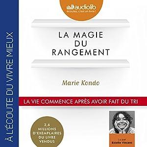 La Magie du rangement | Livre audio