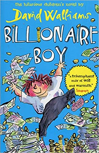 45923d2b Billionaire Boy: Amazon.co.uk: David Walliams: Books