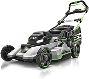 EGO Power+ LM2150SP 21-Inch 56-Volt Lithium-Ion Cordless Electric Select Cut XP Mower with Touch Drive Self-Propelled Technology - Battery and Charger Not Included