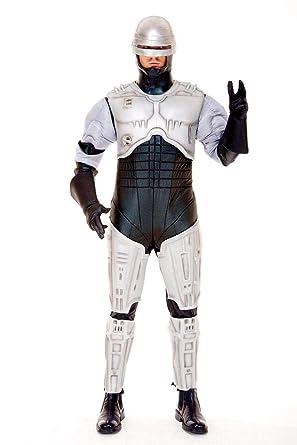 Amazoncom Paper Magic Mens Robocop Costume Clothing