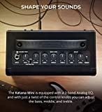 BOSS Katana Mini Amp 7W Solid State Amplifier