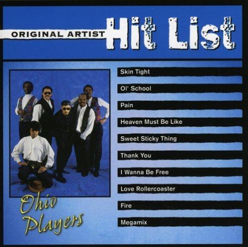 Original Artist Hit List by OHIO PLAYERS (05 Player)