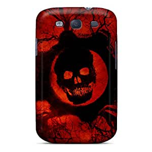 Premium Galaxy S3 Case - Protective Skin - High Quality For Gears Of War