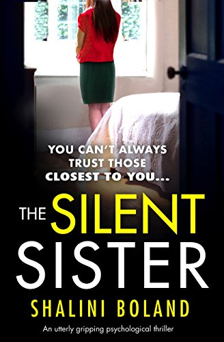 Image result for the silent sister shalini boland