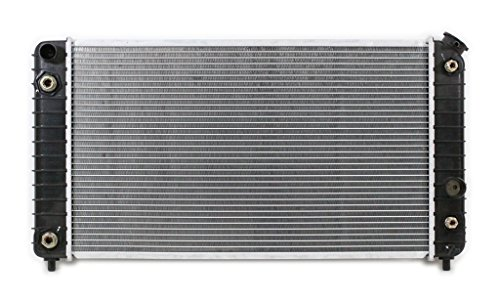 (Radiator - Pacific Best Inc For/Fit 1826 Chevrolet S10 S15 Blazer Jimmy Bravada V6 4.3L AT PT/AC 1-Row)