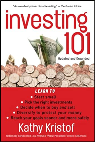 Amazon com: Investing 101 (Bloomberg Book 27) eBook: Kathy Kristof