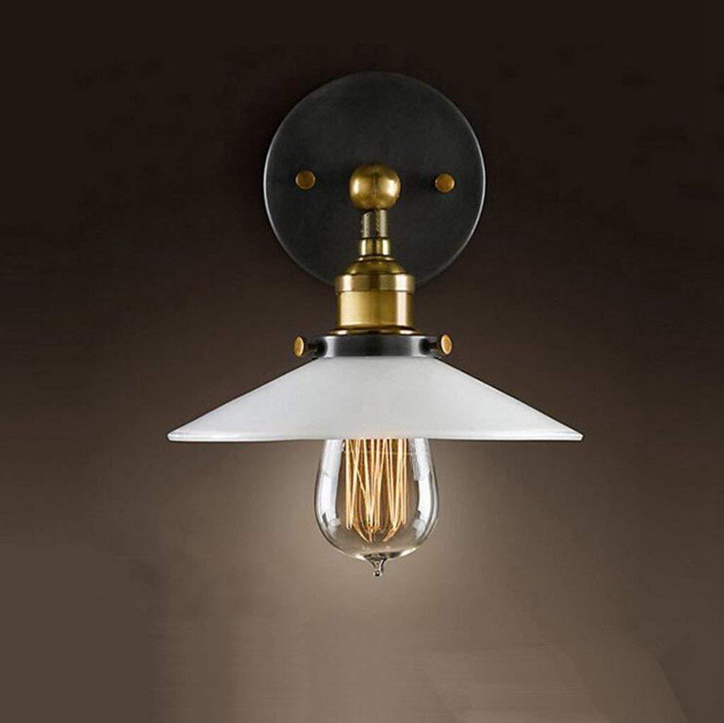 Irinay Batterie Powerot Wireless Lampe Licht Minimalistischen Cob Led Closet Night Light Lampenschalter Mit Magnetic Wandlampe Vintage (Farbe   26Cm-Größe)
