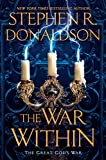 Book cover from The War Within (The Great Gods War) by Stephen R. Donaldson