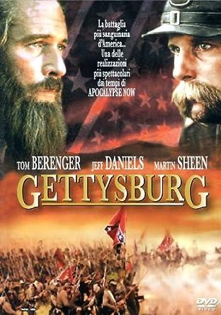 Gettysburg film in italiano da scaricare