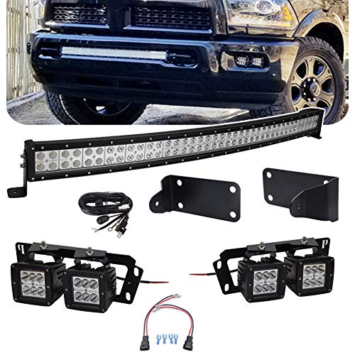 2012 dodge ram 2500 bumper - 6