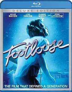 Footloose Deluxe Edition [Importado] [Blu-ray]