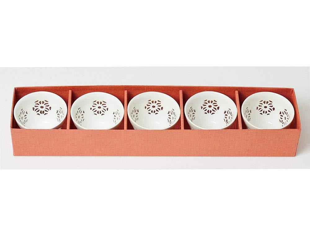 ヤマコ 【5カップセット日本製ケーキカップ 80160   B07HK3YBVB
