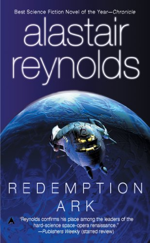 Redemption Ark (Revelation Space Book 2) cover