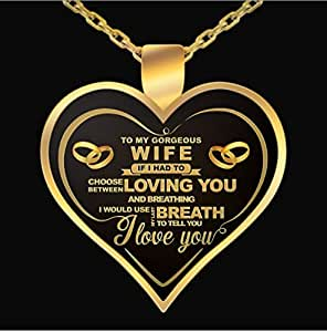 amazon   nethomenecklace   perfect gift for your wife