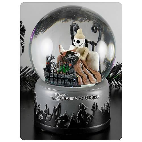 注文割引 Nightmare Globe BeforeクリスマスパジャマジャックWater B005N1I4UO Globe Nightmare B005N1I4UO, お新古市場:3e5e3682 --- irlandskayaliteratura.org