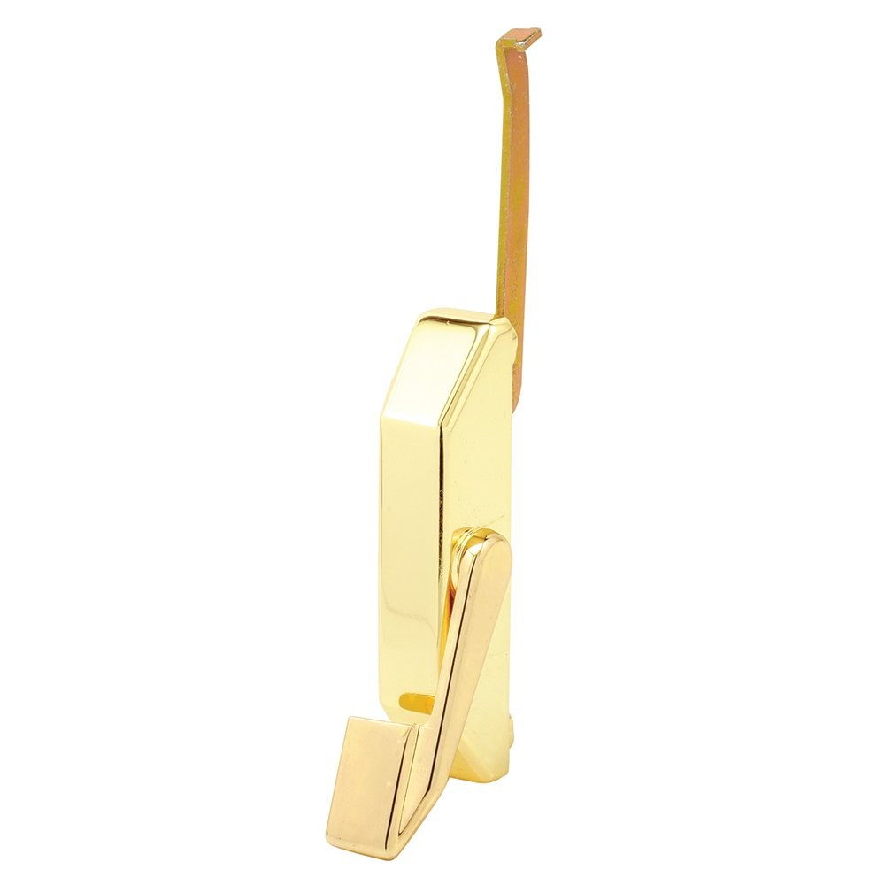 Prime-Line Products TH 24108 Left Hand Truth Hardware Multi Point Locking Lever, Brass Plated