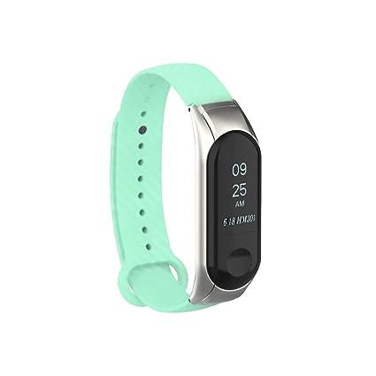 Amazon.com: Sodoop Silicone Wristband +Frame for Xiaomi Mi ...