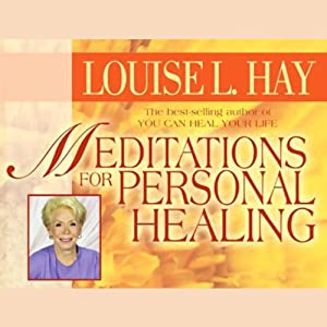Meditations for Personal Healing Audiobook