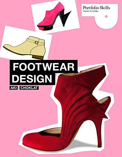 Footwear Design (Portfolio Skills: Fashion & Textiles)