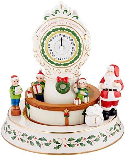 Lenox countdown to christmas centerpiece shop