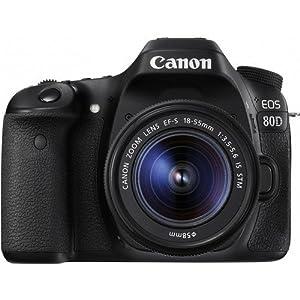Canon EOS 80D DSLR Camera Bundles from Canon