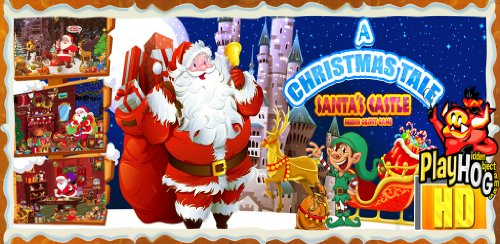 Christmas Tale- Santas Castle - Hidden Object Game [Download] (Object Hidden Games Christmas Pc)