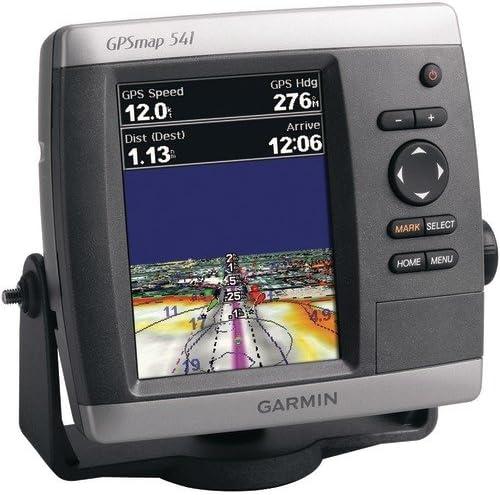 GARMIN GPSMAP 541 GPS CHART PLOTTER: Amazon.es: Electrónica
