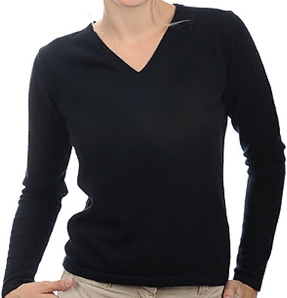 pullover schwarz v ausschnitt damen