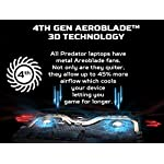 Acer Predator Helios 300 PH315-53 15.6 inch Gaming Laptop (Intel Core i7-10750H, 8GB RAM, 256GB SSD and 1TB HDD, NVIDIA…
