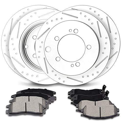 02 mitsubishi galant rotors - 8