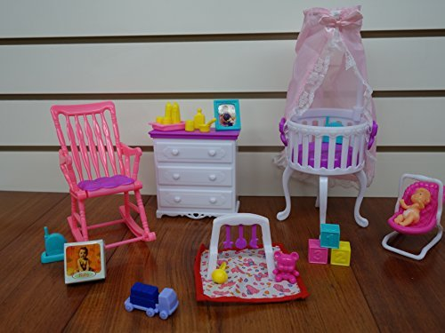 Top Dollhouse Furniture