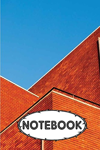 Notebook: Dot-Grid,Graph,Lined,Blank Paper : Building block : diary 100 pages, 6
