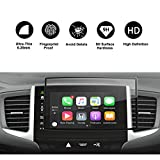 Product review for RUIYA 2016-2017 HONDA Pilot 8-inch In-Dash Screen Protector, HD Clear Tempered Glass Car Navigation Screen Protective Film, Compatible with LX EX EX-LTouring Elite
