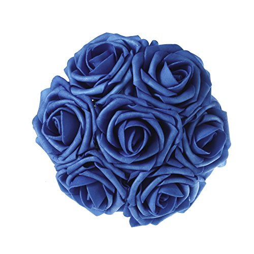 royal blue centerpieces - 7