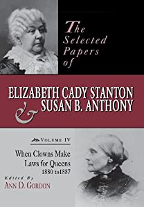 political romantics of elizabeth cady stanton essay Elizabeth cady stanton's signature headed the petition, followed by anthony, lucy stone, and other leaders but the political climate undermined their hopes the 15th amendment eliminated restriction of the vote due to race, color, or previous condition of servitude but not gender.