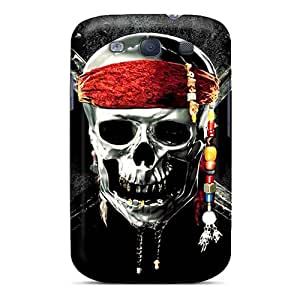 Top Quality Case Cover For Galaxy S3 Case With Nice On Stranger Tides Appearance