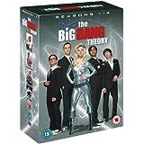 Big Bang Theory - Season 1-4 Complete [DVD] {PAL} [REGION 2] {IMPORT}