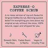 Frank Body Express-O Coffee Scrub, 5.07oz | Natural