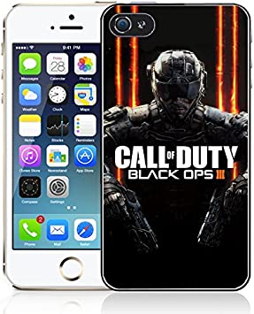 Coque iPhone 4/4S Call of Duty Black Ops 3 - Logo