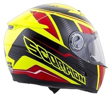 Amazon.com: Scorpion Corsica EXO-500 Street Racing Motorcycle ...