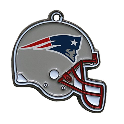 NFL DOG TAG - NEW ENGLAND PATRIOTS Smart Pet TRACKING Tag. - Best Retrieval System For Dogs, Cats or Army Tag. any object you'd like to protect by Pets First
