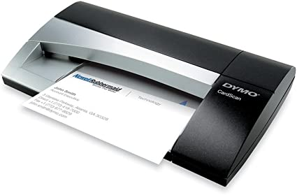 Dymo Cardscan Executive Version 9 Scanner