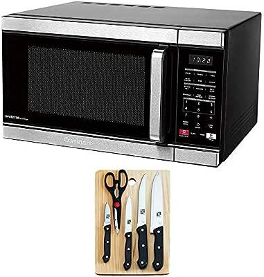 Cuisinart CMW-110 - Horno microondas de Acero Inoxidable ...