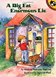 img - for A Big Fat Enormous Lie (Picture Puffin Books) book / textbook / text book