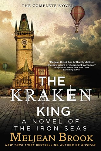 The Kraken King (The Iron Seas) by Berkley Publishing Group