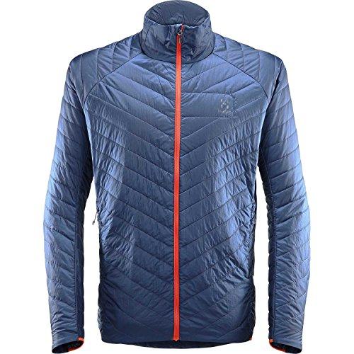 Haglofs Lim Barrier Jacket Small tarn Blue Cayenne from Haglofs