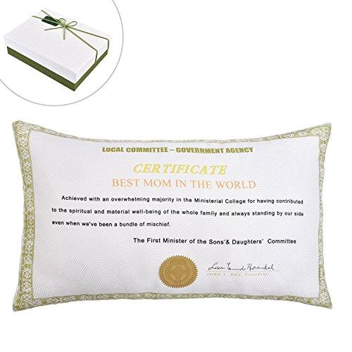 Best Gift For Mum - Decorative Pillowcase
